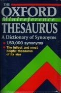 Oxford Minireference Thesaurus