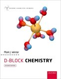 D-Block Chemistry (Oxford Chemistry Primers)