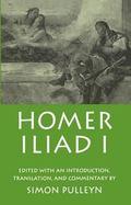 Homer Iliad Book 1