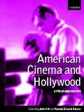 American Cinema and Hollywood Critical Approaches