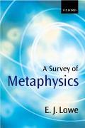 Survey of Metaphysics