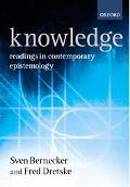 Knowledge Readings in Contemporary Epistemology