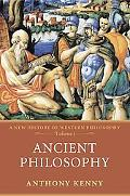 Ancient Philosophy A New History of Western Philosophy