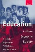 Education:culture,economy,society