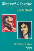 Wordsworth and Coleridge Lyrical Ballads, 1798