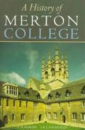 History of Merton College, Oxford
