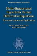 Multi-dimensional Hyperbolic Partial Differential Equations First-order Systems and Applicat...