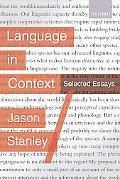 Language in Context Selected Essays