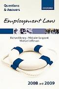 Q & A Employment Law 2008 and 2009