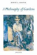 Philosophy of Gardens