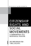 Citizenship Rights and Social Movements A Comparative and Statistical Analysis