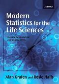 Modern Statistics for the Life Scientists