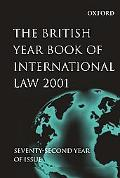 British Year Book of International Law 2001