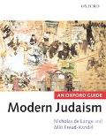 Modern Judaism An Oxford Guide