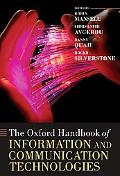 Oxford Handbook of Information and Communication Technologies