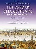 William Shakespeare: The Complete Works - Stanley Wells - Paperback