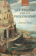 Set Theory and Its Philosophy A Critical Introduction