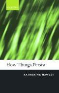How Things Persist