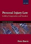Personal Injury Law Liability, Compensation, and Procedure