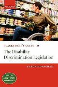 Blackstone's Guide To The Disability Discrimination Legislation