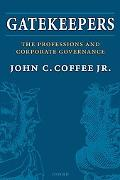 Gatekeepers The Professions and Corporate Governance