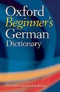 Oxford Beginner's German Dictionary