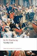 Vanity Fair: A Novel without a Hero (Oxford World's Classics)