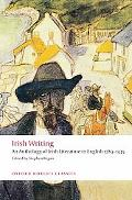 Irish Writing