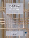 Tort Law: Text, Cases, and Materials