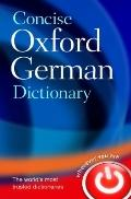 Concise Oxford German Dictionary