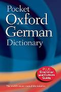 Pocket Oxford German Dictionary