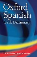 Oxford Spanish Desk Dictionary