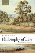 Philosophy of Law : Collected Essays Volume IV