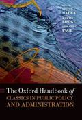 Oxford Handbook of Classics in Public Policy and Administration