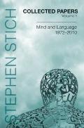 Mind and Language, 1972-2010