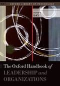 Oxford Handbook of Leadership and Organizations