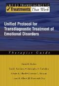 Unified Protocol for Transdiagnostic Treatment of Emotional Disorders : Therapist Guide