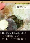 Oxford Handbook of Language and Social Psychology