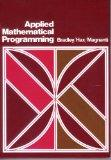 Applied Mathematical Programming - Stephen P. Bradley - Hardcover