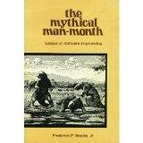 Mythical Man-Month Essays on Software Engineering