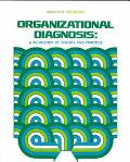 Organizational Diagnosis A Workbook of Theory and Practice