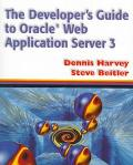 Developer's Gde.to Oracle Web Appl...