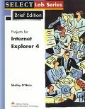 Select: Internet Explorer 4.0 Brief (Projects 1-4)