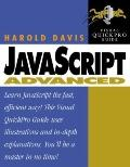 JavaScript Advanced : Visual QuickPro Guide