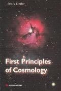 First Principles of Cosmology