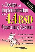 Design and Implementation of the 4.4Bsd Operating System