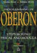 Programming in Oberon: Steps beyond Pascal and MODULA-2 - Martin Reiser - Paperback