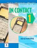 In Contact 1 Beginning