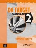 On Target 2 Intermediate-workbook