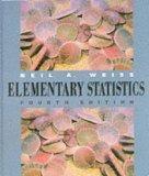 Elementary Statistics (4th Edition)